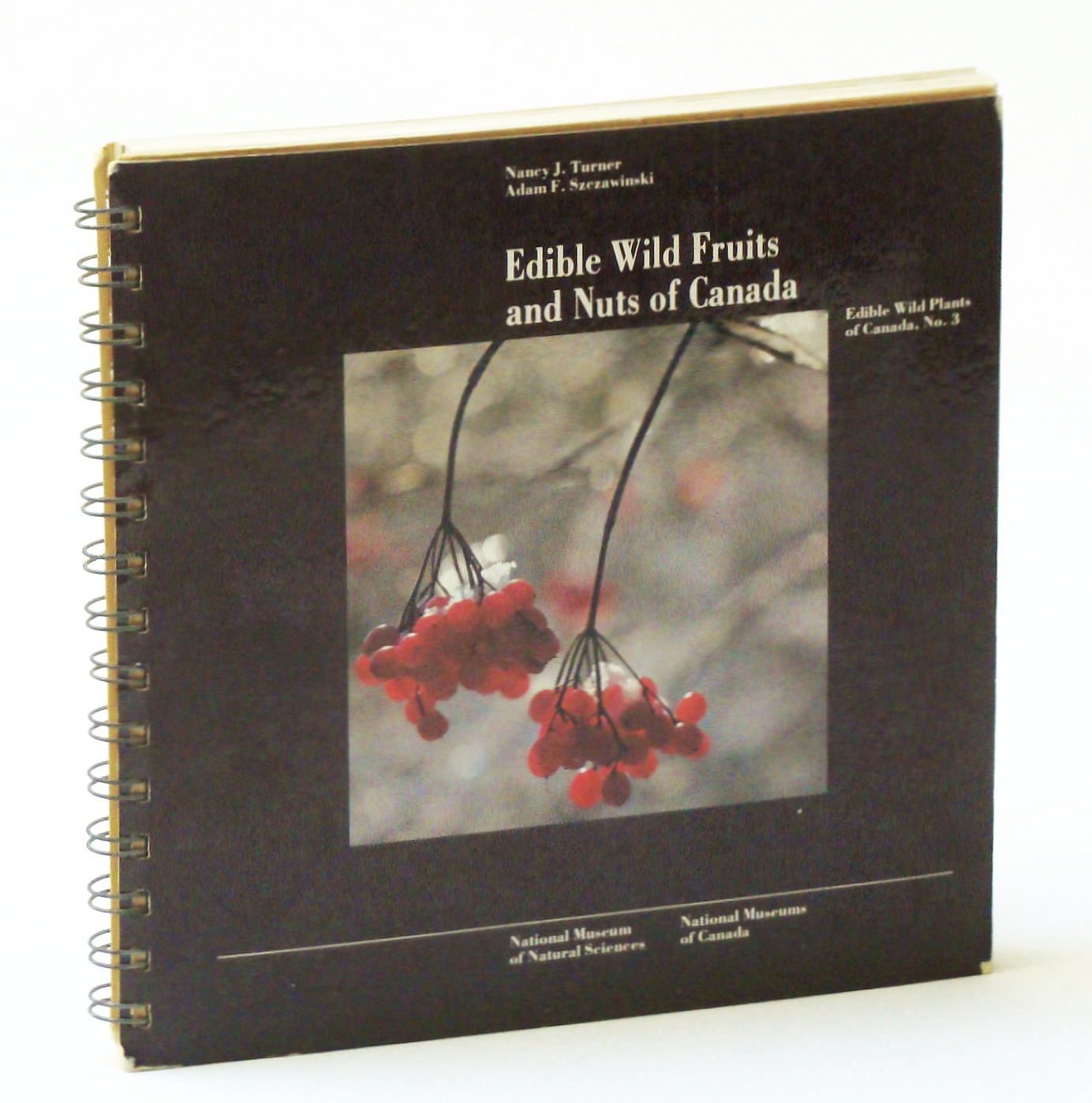 Image for Edible wild fruits and nuts of Canada (Edible wild plants of Canada)