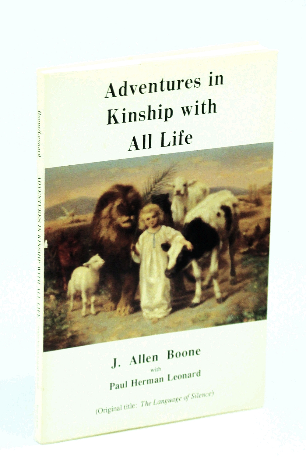 Image for Adventures in kinship with all life