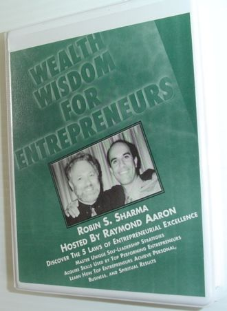 Image for Wealth Wisdom for Entrepreneurs - Complete 2 Cassette Tape Set in Case