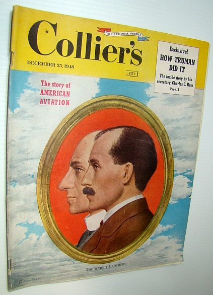 Image for Collier's Magazine, December 25, 1948 - Special Wright Brothers/Aviation Issue