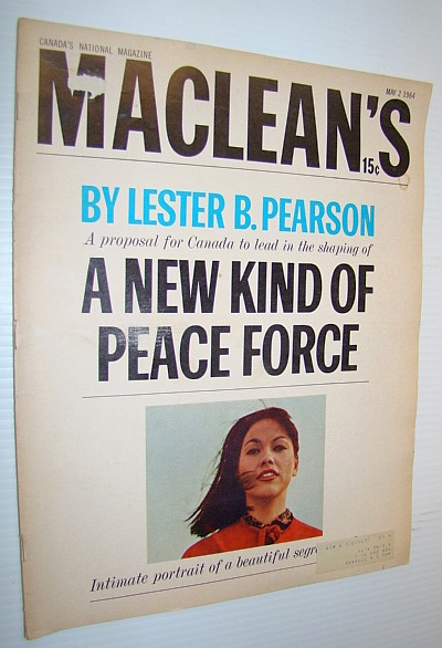 Image for Maclean's, Canada's National Magazine, May 2, 1964 - K.C. Irving (Part 2)