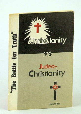 Image for CHRISTIANITY VS JUDEO-CHRISTIANITY