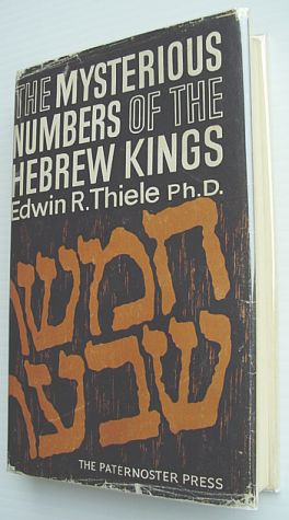 Image for The Mysterious Numbers of the Hebrew Kings