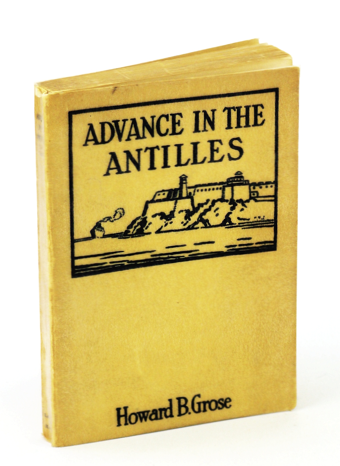 Image for ADVANCE IN THE ANTILLES