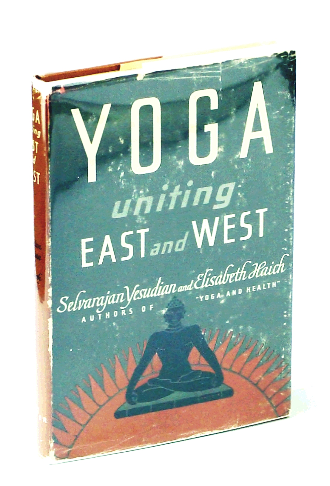 Image for Yoga - Uniting East and West