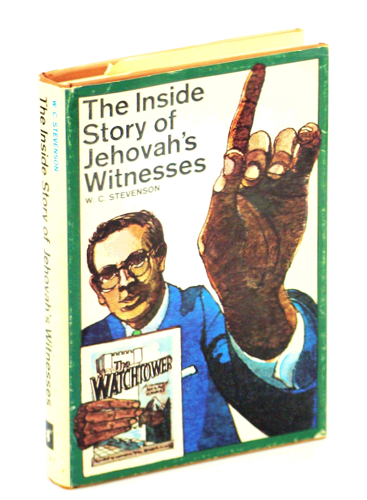 Image for Inside Story of Jehovah's Witnesses