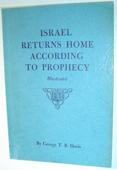 Image for Israel Returns Home According to Prophecy - Illustrated.