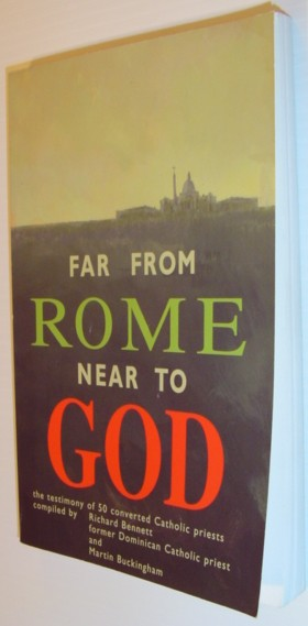 Image for Far from Rome Near to God