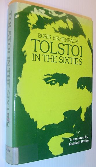 Image for Tolstoi in the Sixties