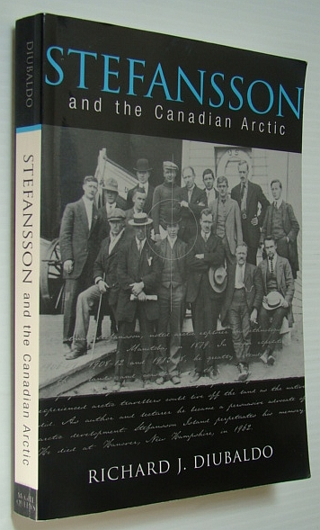 Image for Stefansson and the Canadian Arctic