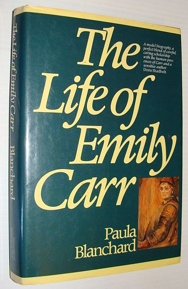 Image for The Life of Emily Carr