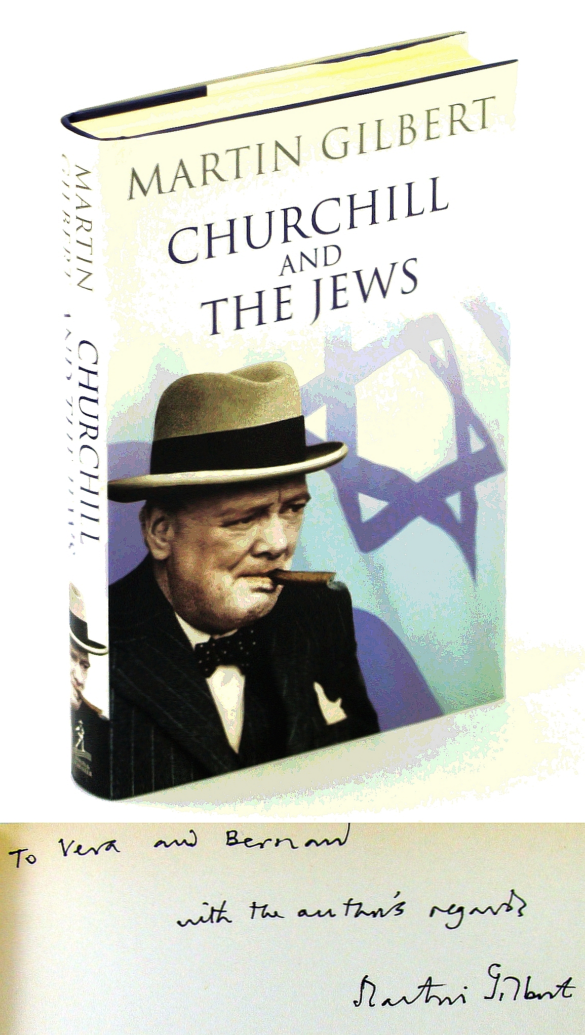 Image for Churchill and the Jews: A Lifelong Friendship