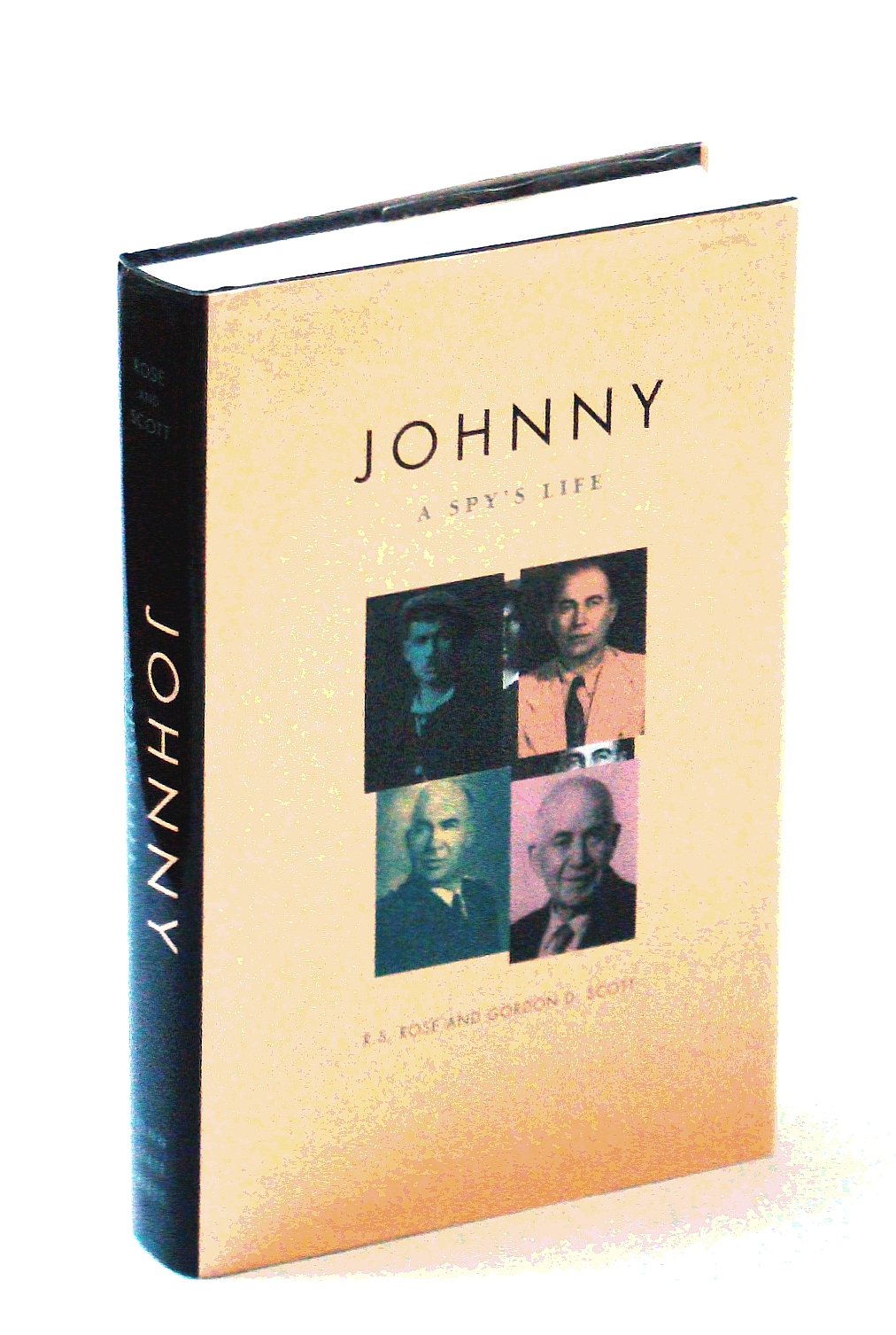 Image for Johnny: A Spy's Life