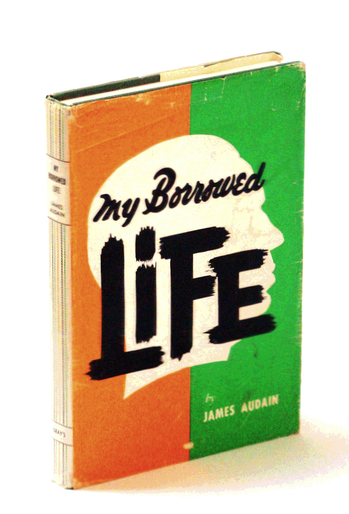 Image for My Borrowed Life
