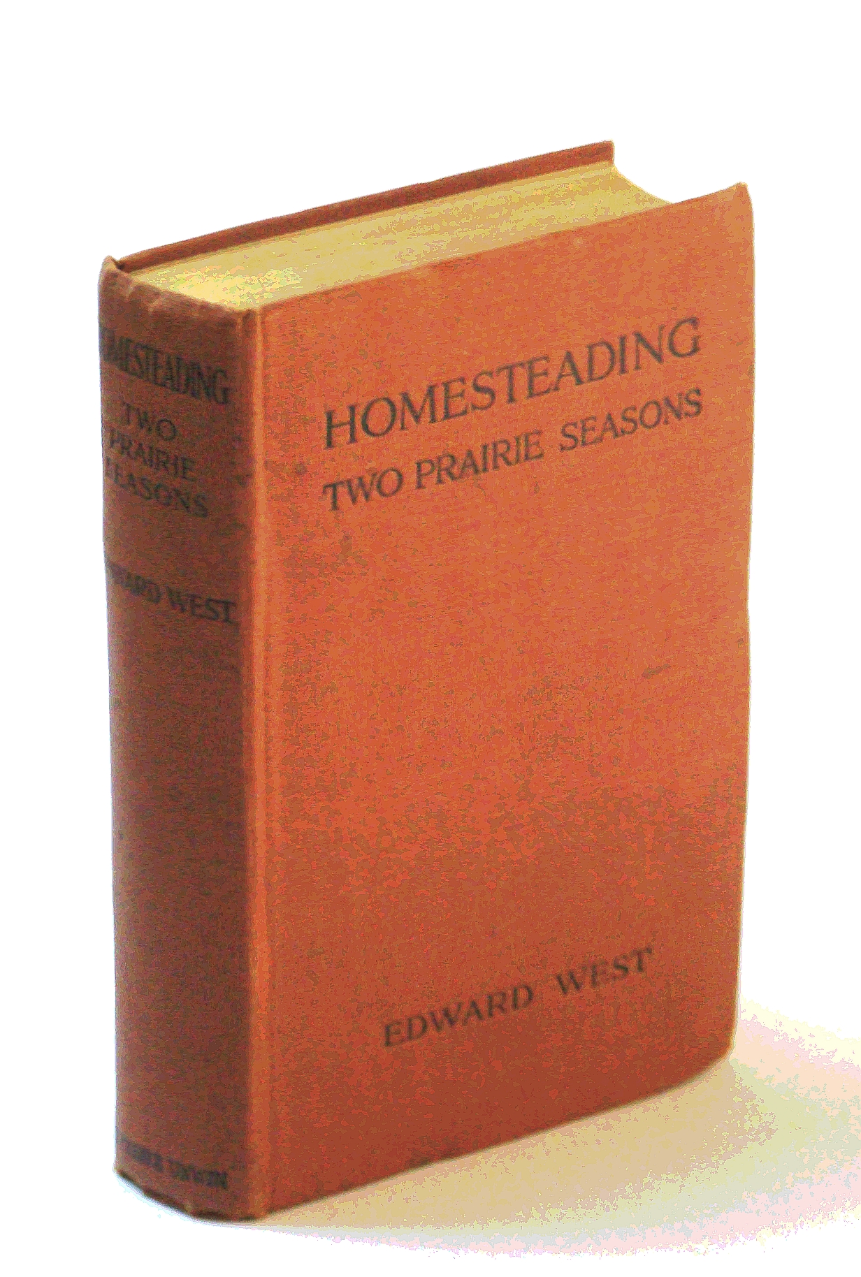 Image for Homesteading: Two Prairie Seasons