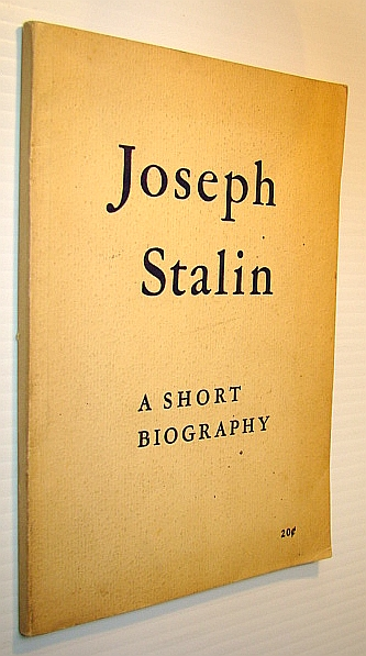 Image for Joseph Stalin - A Short Biography