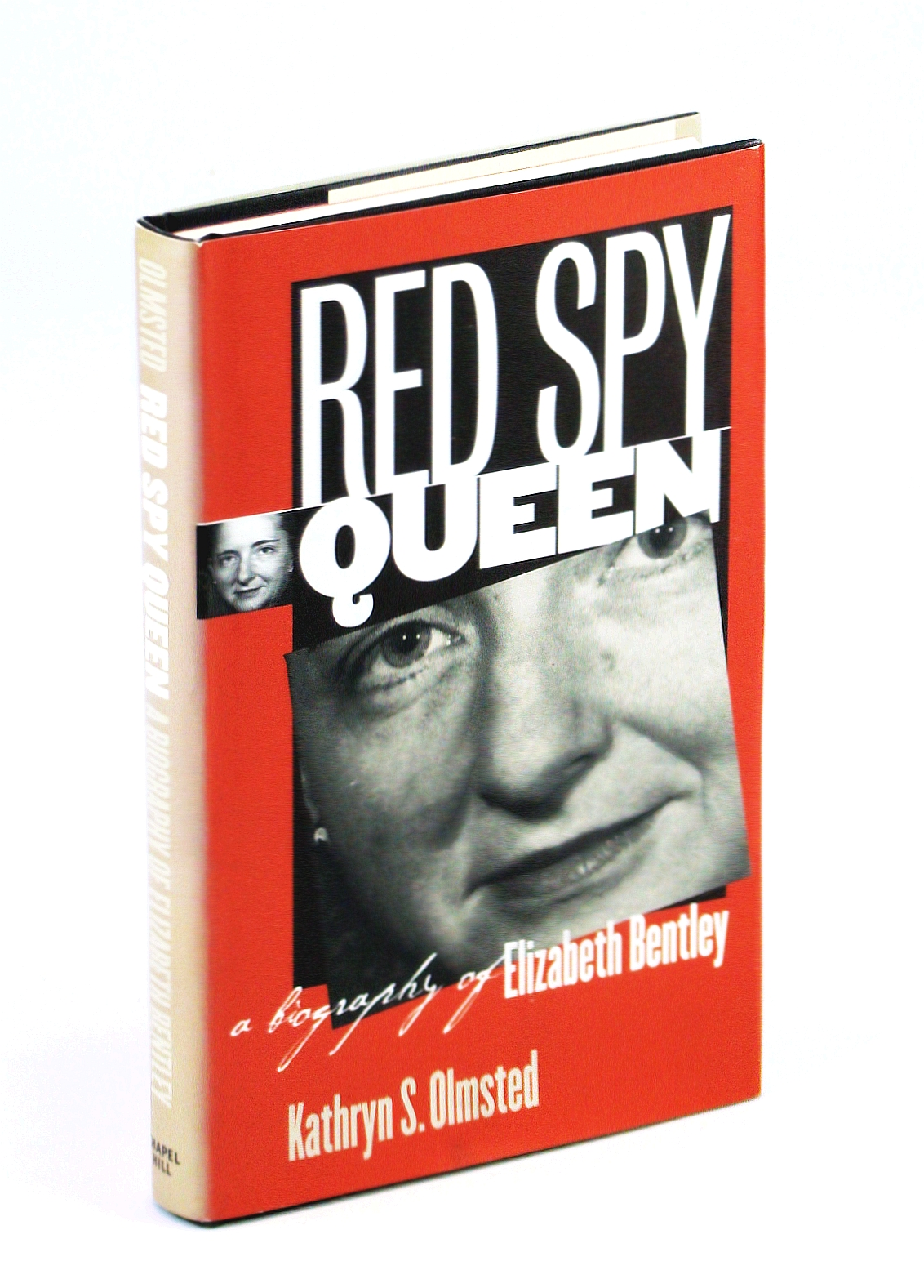 Image for Red Spy Queen: A Biography of Elizabeth Bentley