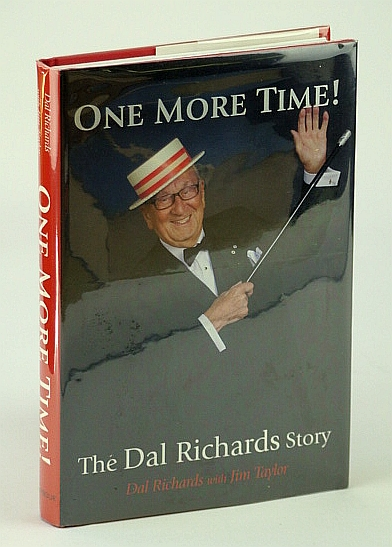 Image for One More Time: The Dal Richards Story