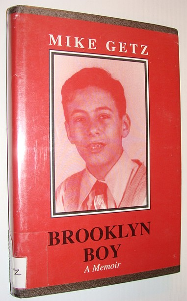 Image for Brooklyn Boy a Memoir