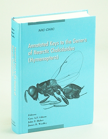 Image for Annotated Keys to the Genera of Nearctic Chalcidoidea (Hymenoptera) (NRC)