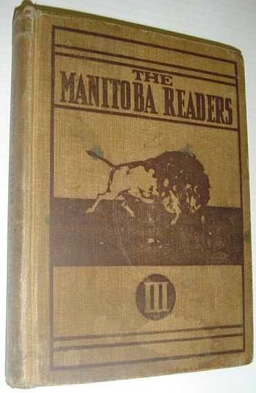 Image for The Manitoba Readers - Third Reader