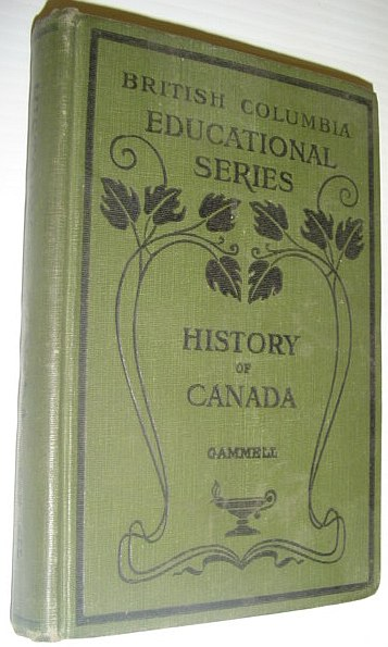 Image for Elementary History of Canada - with British Columbia Supplement