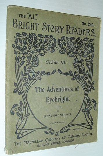 "Image for The ""A.L."" Bright Story Readers, No. 230 - Grade III (Three) - The Adventures of Eyebright"