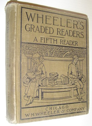 Image for Wheeler's Graded Readers: A Fifth Reader