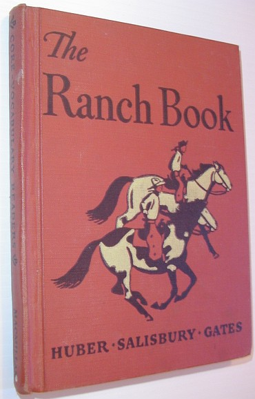 Image for The Ranch Book: Core-Vocabulary Readers