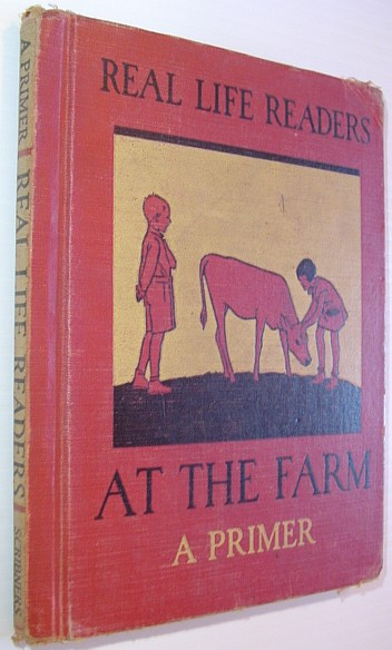 Image for At the Farm - A Primer: Real Life Readers