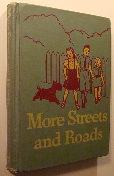 Image for More Streets and Roads 3-2: Basic Readers - Curriculum Foundation Series - A Revision of the Elson-Gray Basic Readers
