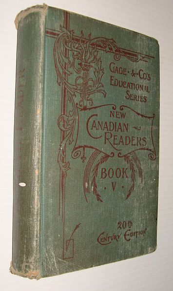 Image for New Canadian Readers - 20th Century Edition - Fifth Reader/Book V