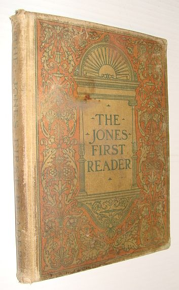 Image for The Jones First Reader