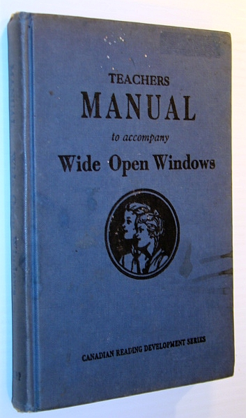 Image for Teachers Manual to Accompany Wide Open Windows