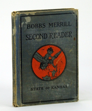 Image for Bobbs-Merrill Readers - The Second Reader - State of Kansas