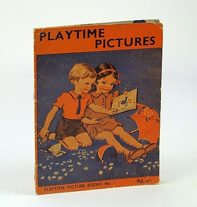 Image for Playtime Pictures, Playtime Picture Books Series No. 1 (Number One)