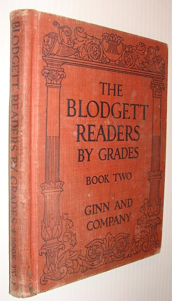 Image for The Blodgett Readers By Grades: Book Two