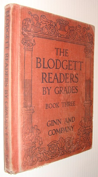 Image for The Blodgett Readers By Grades: Book Three (3)