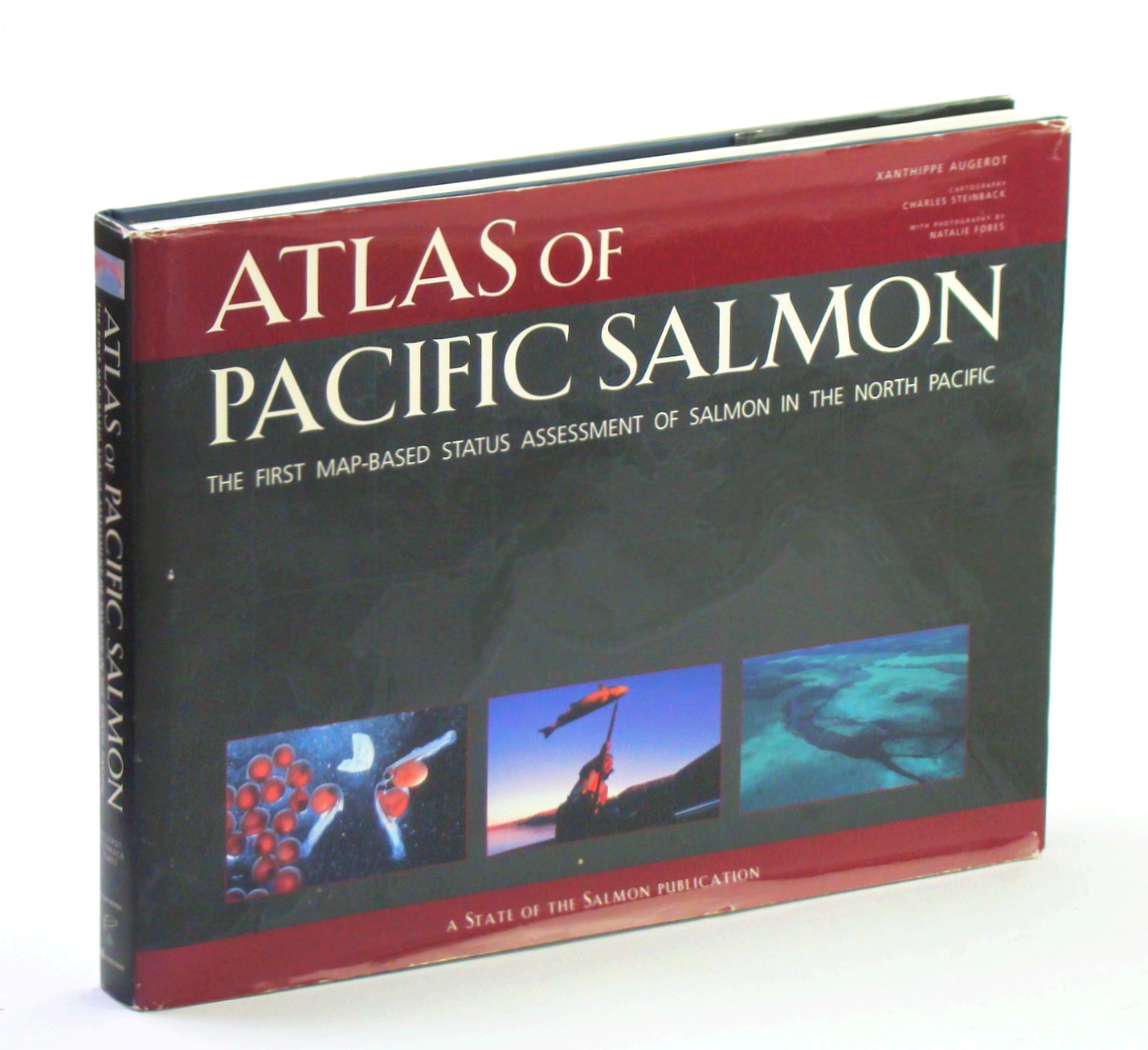 Image for Atlas of Pacific Salmon: The First Map-Based Status Assessment of Salmon in the North Pacific