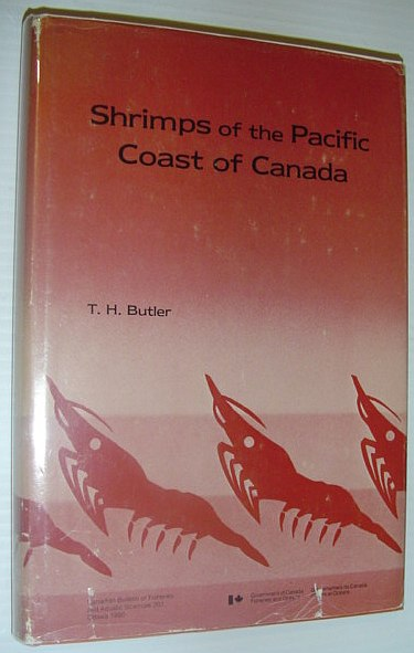 Image for Shrimps of the Pacific Coast of Canada