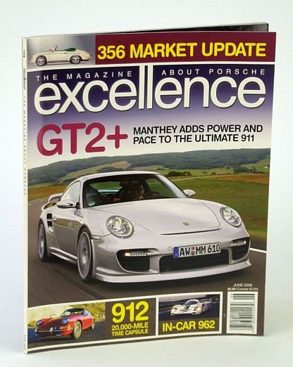 Image for The Magazine About Porsche Excellence Number 174 June 2009