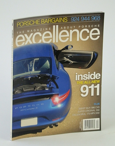 Image for Excellence Magazine # 199 April 2012 (The Magazine About Porsche)
