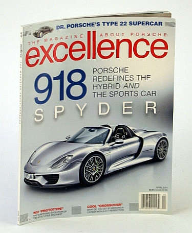Image for Excellence Magazine April 2014
