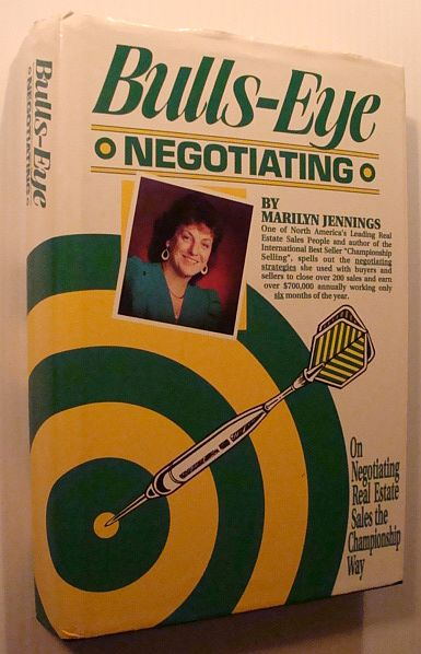 Image for Bulls-Eye Negotiating