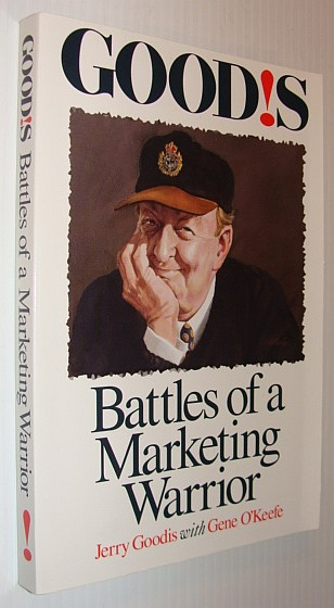Image for Goodis: Battles of a Marketing Warrior