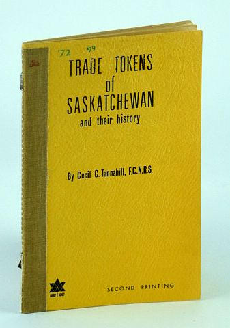 Image for Trade Tokens of Saskatchewan and Their History