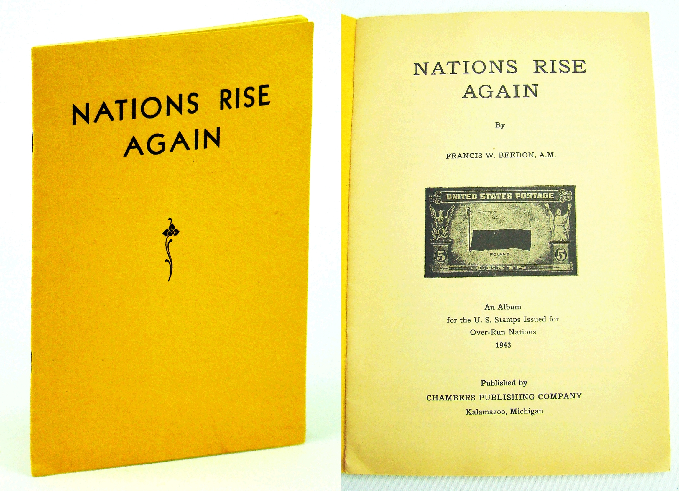 Image for Nations Rise Again