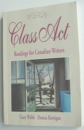 Image for Class Act Readings for Canadian Writers
