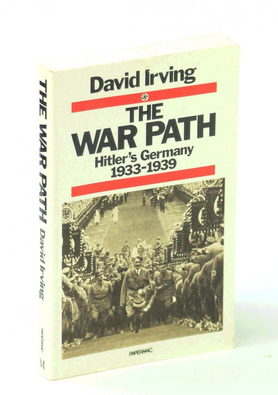 Image for The War Path: Hitler's Germany, 1933-1939