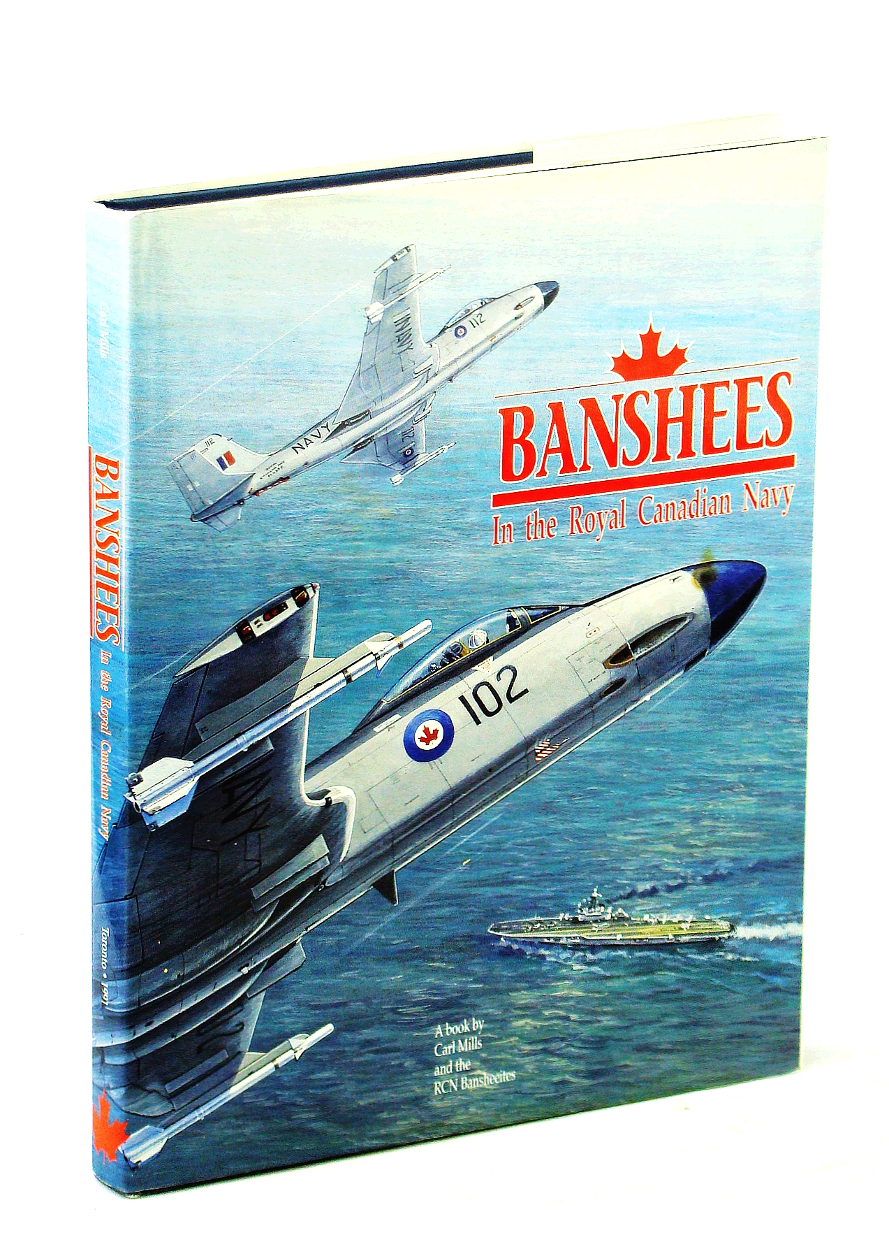 Image for Banshees in the Royal Canadian Navy
